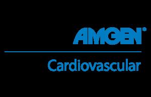 Amgen Cardiovascular Logo Blue