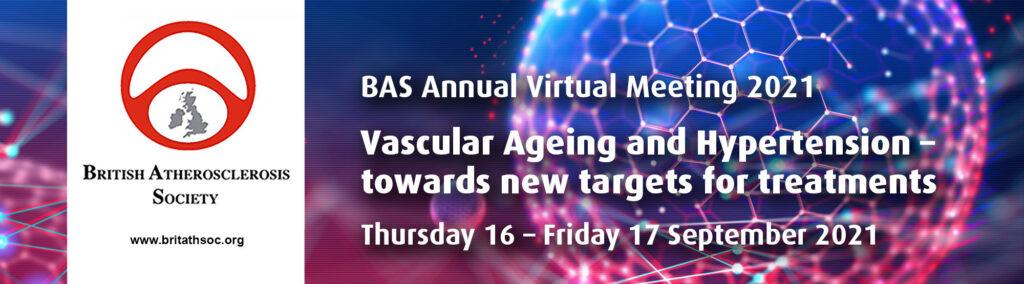 BAS Annual Virtual Meeting 2021